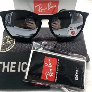 Ray-Ban 4171 54mm Silvery Lenses